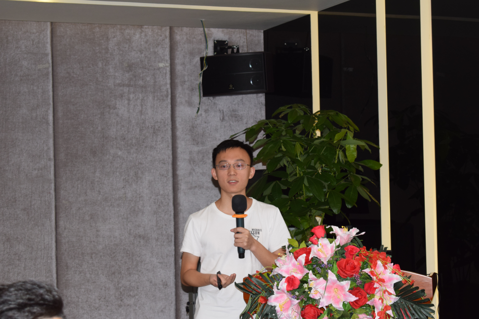 Xiong Zhang, Shield Sandbox product technical director from Tencent