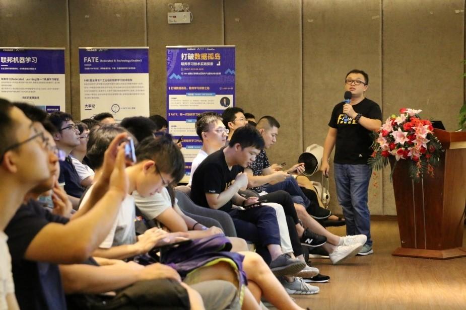 WeBank- Deputy General Manager of AI department- Tianjian Chen