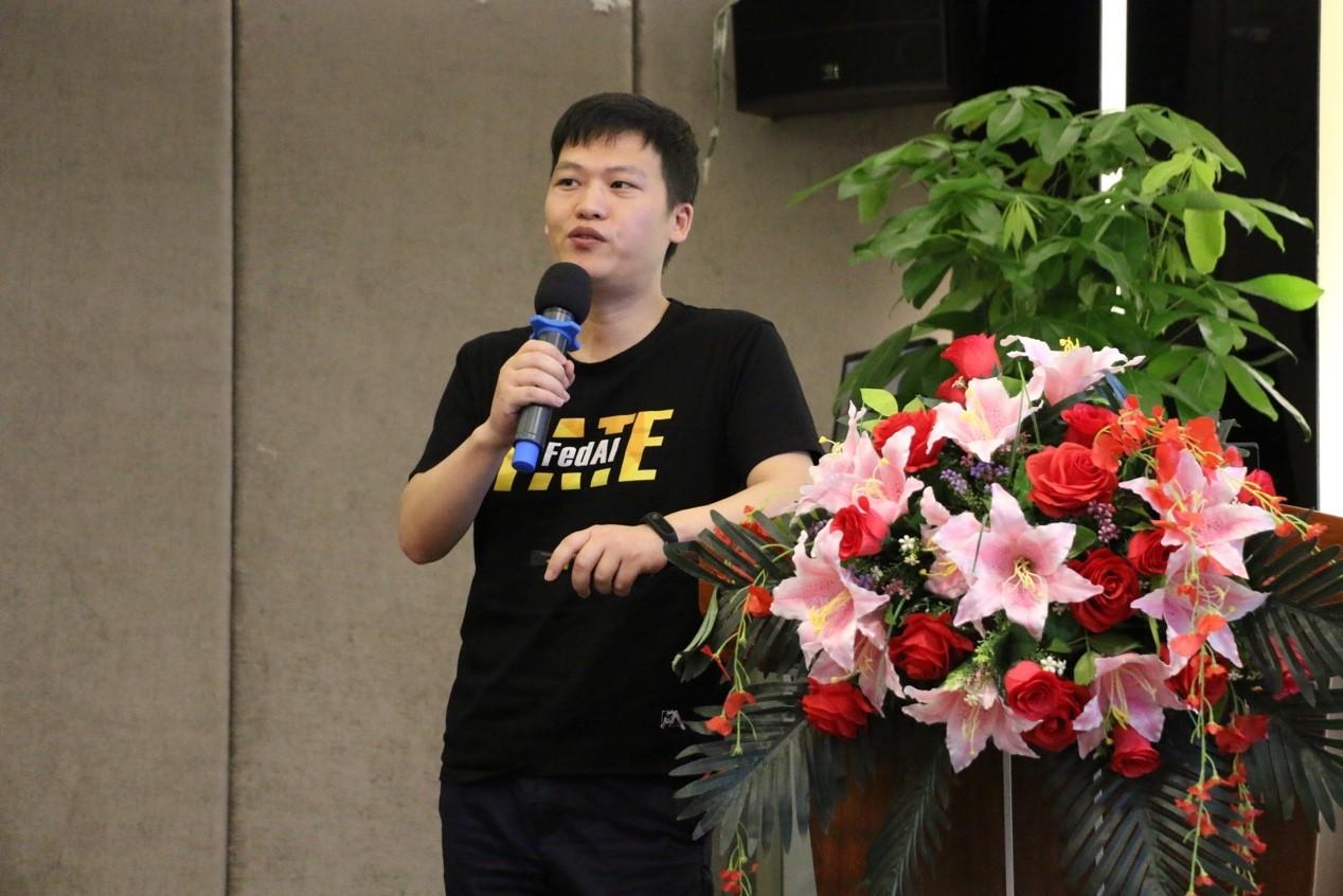 Tao Fan, Senior Researcher at WeBank