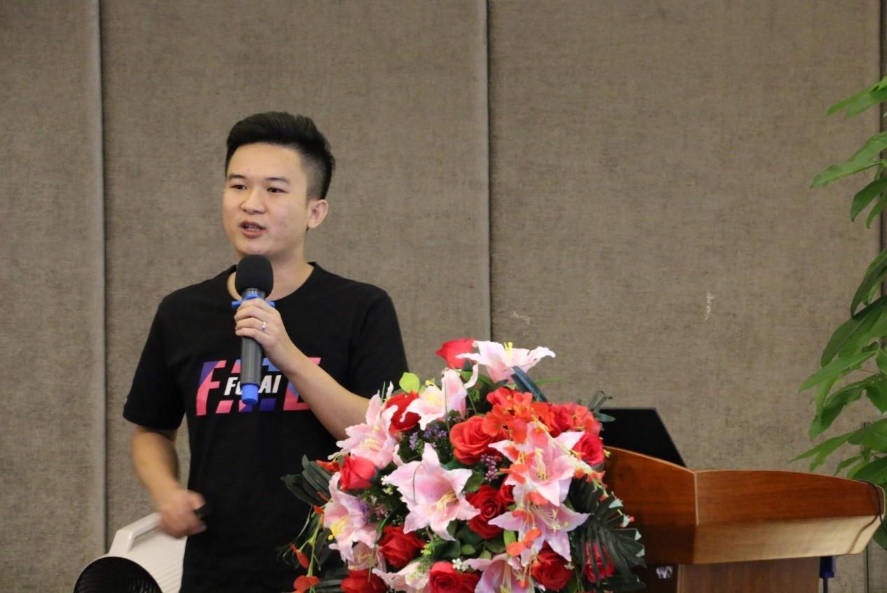 Jice Zeng, AI System Architect from Webank